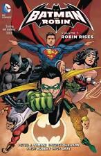 Batman and Robin Volume 7 Hardcover : Robin Rises - Comics