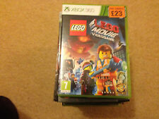 LEGO THE LEGO MOVIE FOR THE XBOX 360