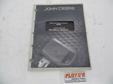 John Deere Gx355 Lawn And Garden Tractor Technical Manual Tm1974
