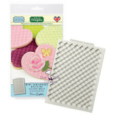 Katy Sue MINI CONTINUOUS QUILTING Silicone Sugarcraft Cake Decorating Mould Art