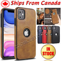 For iPhone XR / 6 / 7 / 8 Plus PU Leather Case Cover Ultra Thin Slim TPU