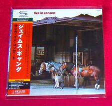 James Gang Live In Concert SHM MINI LP CD JAPAN UICY-94061