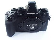 Olympus OM-D E-M1 Gehäuse schwarz gebraucht 18829 Auslösungen ohne Zubehör EM1