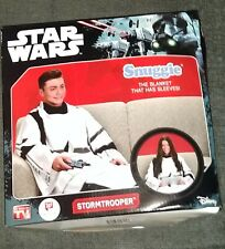 Star Wars Stormtroopers Snuggie New In Box