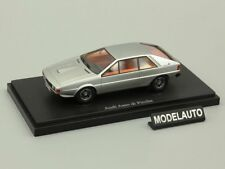 Autocult 1:43 Audi Asso di Picche Italdesign, silber,Italy / Germany 1973