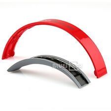 Replacement Red Headband + Gray Cushion Pad For Dr Dre SOLO/HD Headphones
