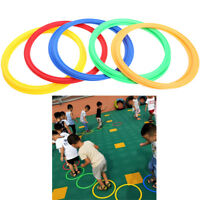 Kids Hopscotch Jump to the Grid Outdoor Play Training Toys Preschool SportsToyBD