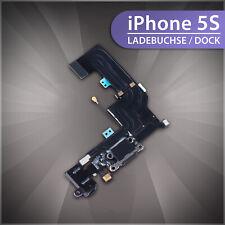 Ladebuchse für iPhone 5S Dock Connector Flex Kabel Kopfhörer Mikrofon Antenne