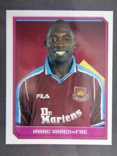 Merlin Premier League 2000 - Marc Vivien-Foe West Ham United #502