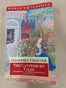 Geoffrey Chaucer - The Canterbury - Paperback 1986