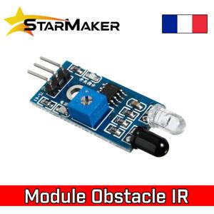 Module infrarouge détecteur d'obstacle et proximité capteur pour Arduino