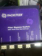 Packeteer Fiber Bypass Switch Fsw-Mmf