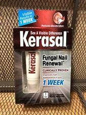 NEW KERASAL Fungal Nail Renewal Cream Tube 10mL .33 oz NIB