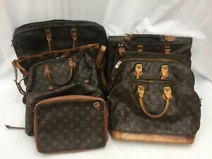 "Auth Louis Vuitton Monogram Various JUNK Bag 10 set 1H180030n"""