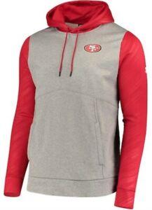 Under Armour Sweatshirt Hoodie 1300557 Sz Sm * NFL San Francisco 49ers NEW W/TAG