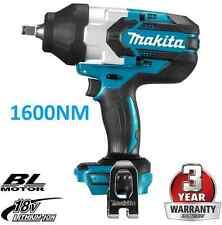 "Makita 1600NM 18V Li-ion Cordless Brushless 1/2"" Impact Wrench - Skin Only"