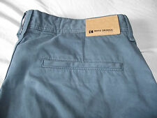HUGO BOSS Casual Mid Rise Trousers for Men