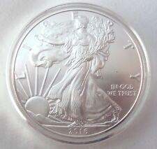 2016 American Silver Eagle .999 1 Oz $1 Silver Bullion Mint Coin BU