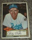 1952 Topps Andy Pafko-Brooklyn Dodgers-Card #1