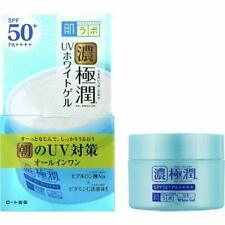 ☀Rohto Hadalabo Koi Gokujyun UV White Skin Gel SPF50+ PA++++ 90g