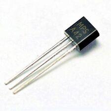 100PCS MPSA42 A42 0.5A/300V NPN TO-92 DIP transistors NEW