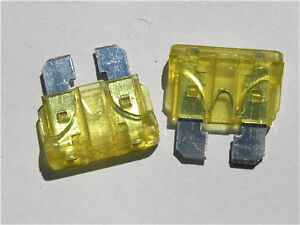 15 fusibles standard fuse 15/20/25 A auto moto scooter car automobile voiture