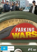 Parking Wars - The Best Of : Season 1 (DVD, 2010) *New & Sealed *FAST SHIPPING
