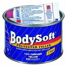 HB corps 211 bodysoft polyester 2K Filler 1kg carrosserie auto