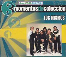 Los Mismos 3 Momentos de Coleccion Box set 3CD New Nuevo sealed