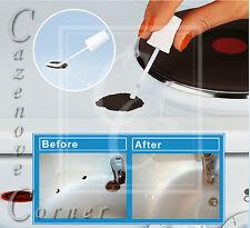 ENAMEL CHIP REPAIR KIT. Enamel touch up. Enamel Fix chips on whitegoods