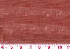 Gorgeous! 100% Linen Pile Velvet Upholstery Fabric from Italy Elio CL Salmon