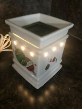Scentsy Warmer Electric Rare Vintage Free Shipping
