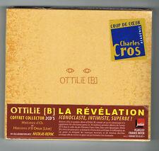 OTTILIE [B] - HISTOIRES D'O² & D'O DEUX [LIVE] - 2 CD SET - 2013 - NEUF NEW NEU