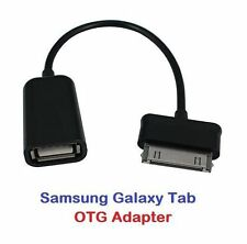 Samsung OTG Tab Cable For P3110 P3113 P5110 P5113 P7310 P7510 N8020 N8000 N8010