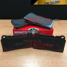 FOR RENAULT SPORT MEGANE III 3 RS 250 265 275 FRONT MINTEX BRAKE PAD PADS SET