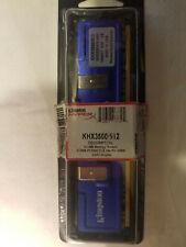 Kingston HYPERX KHX3500/512 512MB DDR434 PC3500 184Pin Gaming Memory Module
