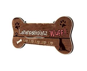 Hundegarderobe Leinenparkplatz Garderobe für Halsbänder Geschirr - 04
