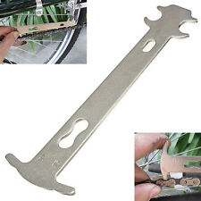 Portable Bike Bicycle Chain Wear Indicator Tool Chain Gauge Repair Checker