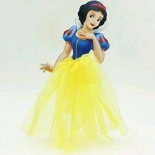 Snow white cardboard Birthday Cake Topper Decoration Party Supplies.
