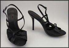 Medium (B, M) Formal Geometric Heels for Women