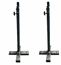 Fitfly Power squat stand adjustable height 200 kgs capacity