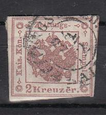 Österreich  Zeitungsstempelmarke 3 II , gestempelt