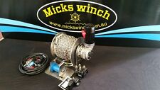 "Micks Winch Junior Electric Drum Anchor Winch ""Package Deal"""