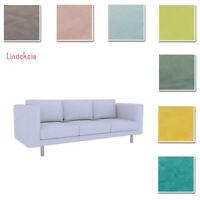 Custom Made Cover Fits IKEA Norsborg Sofa, 3 Seat Sofa Cover, Velvet Fabric