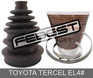 Cv Joint Universal Boot For Toyota Tercel El4# (1990-1994)