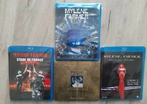 MYLENE FARMER - MYLENIUM TOUR LTD 2xCD + AVANT QUE L'OMBRE, TIMELESS 2013, STADE