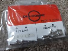 Dia Compe brake cable ends NOS old school BMX