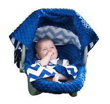 Carseat Canopy Caboodle Infant Car Seat Canopy Cover 5 piece Set Covers Jagger