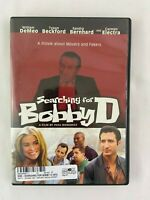 Searching for Bobby D DVD 2006 Carmen Electra