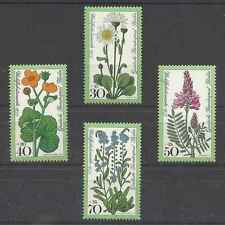 Timbres Flore Allemagne Berlin 518/21 ** lot 11178